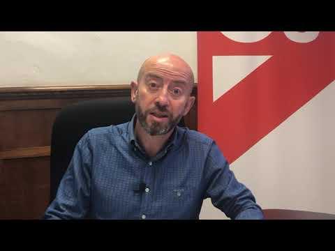 José Araújo (Cs) explica los temas que llevará al pleno del viernes