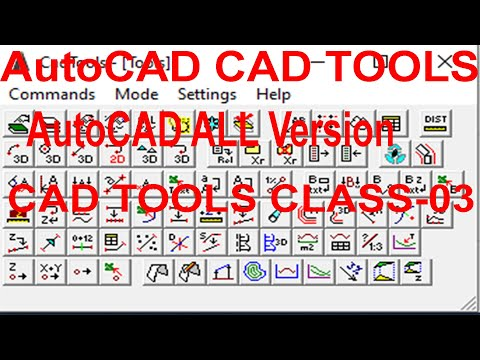 AutoCAD CAD TOOLS