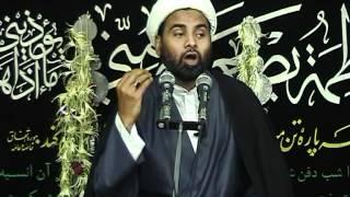 [Karbala ki Ibratein] - Majalis 7 - Shaykh Akhtar Abbas Jaun - Moharram 1432 @ Zaib Palace