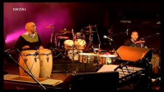 "Mulatu Astatke ""Steps ahead tour"" - Nancy Jazz Pulsations 2011 fragm."