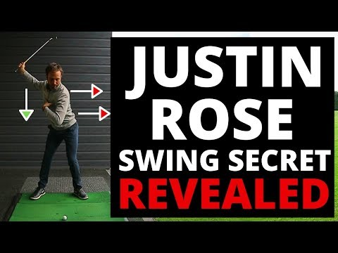 THIS IS HOW JUSTIN ROSE'S SWING SECRET WILL IMPROVE YOUR GOLF SWING
