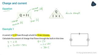 OCR 9-1 Physics: Electric charge and current