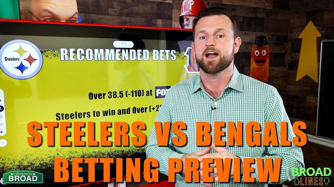 Steelers Vs Bengals Betting Prediction Odds And Picks