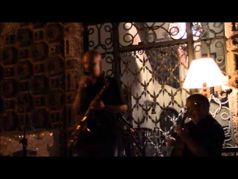 Fredrik Carlquist & Dave Mitchell, Nits Gaudí Jazz 2015