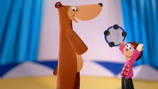 Repeat youtube video Sesame Street: Circus Alphabet