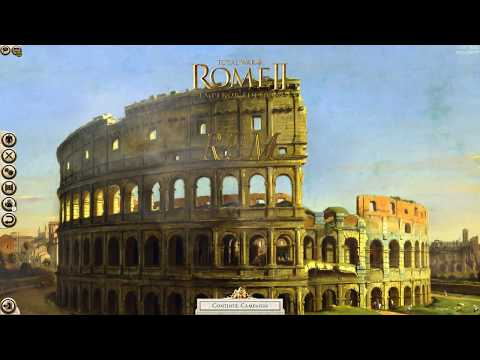 Rome 2 with Real Experience Mod (REM) overhaul