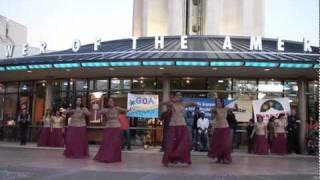 Samba Fusion - Diwali 2010 Celebrations at San Antonio