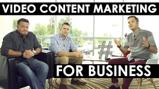 How Video Content Marketing Can Grow Your Business - Kenny and Travis from Kajabi Interview