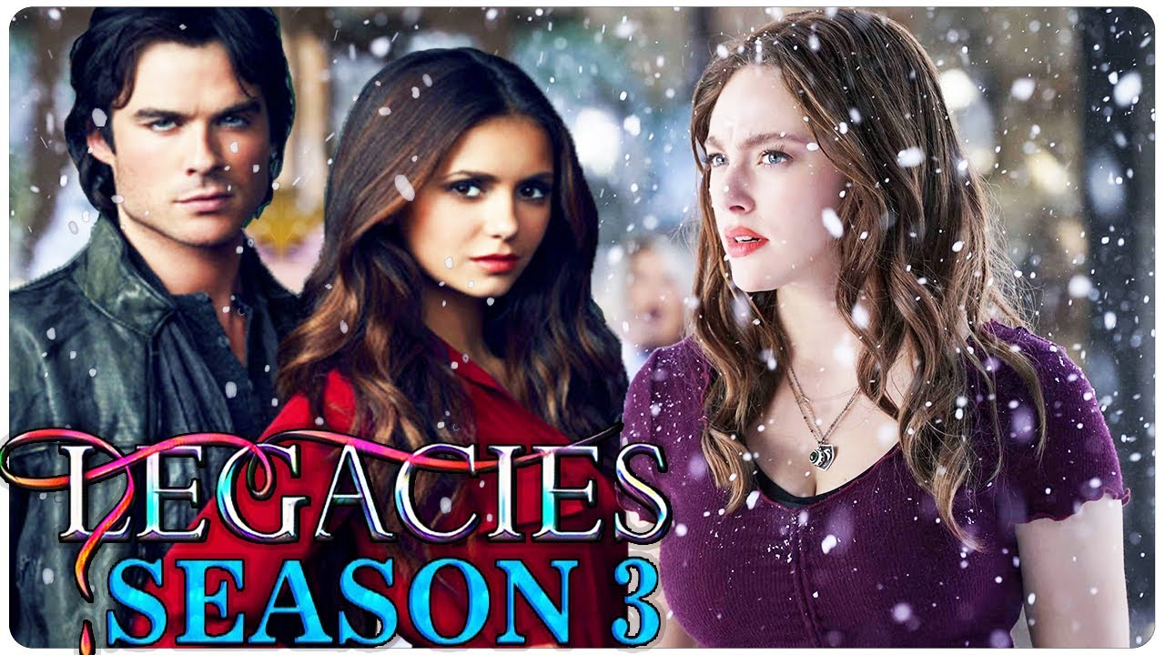 Download LEGACIES Season 3 Including DAMON & ELENA?