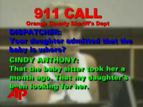 Tot's Grandmother to 911: Dead Body Smell in Car