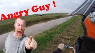 xmotos xb 31 pitbike 250cc angry guy