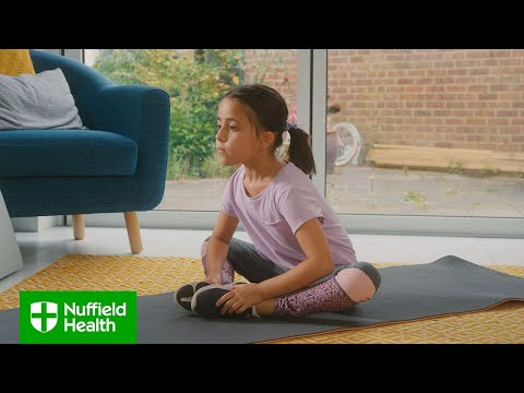 Home Exercises for Kids
