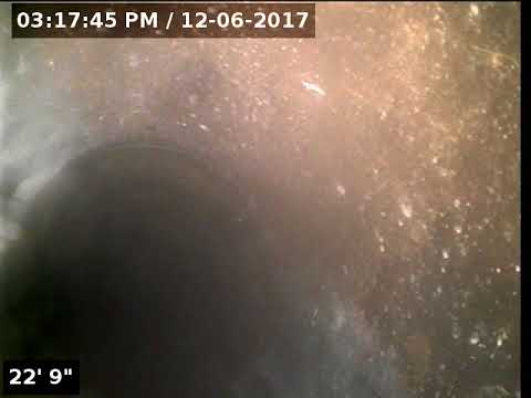 23421 SW Cinnamon Hills Pl Post Repair Sewer Scope Video Inspection, Black Rock Underground