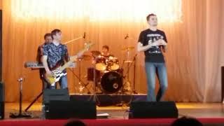 Отчетный концерт группы АРС дальний свет