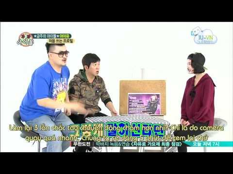 [Vietsub] MBC Weekly Idol 06/11/2013