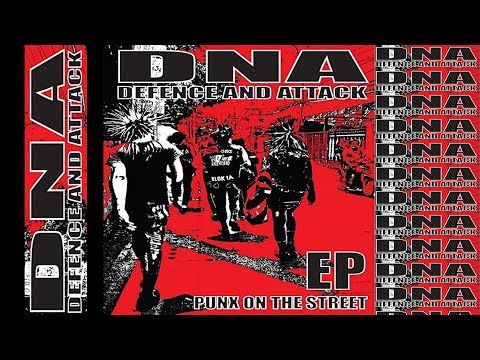 Defence And Attack - Punx On The Street (THAILAND STREETPUNK 2009)