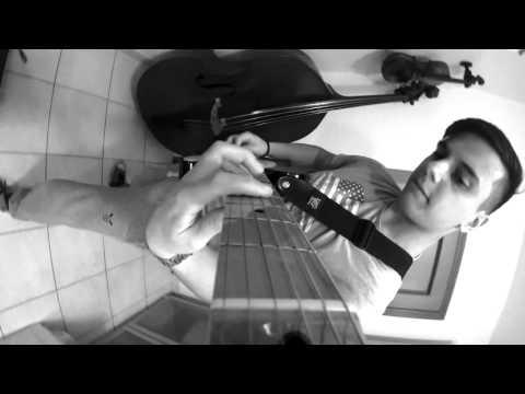 Fabio Ricchiardi - Sid - Erotomania (Dream Theater Guitar Cover)