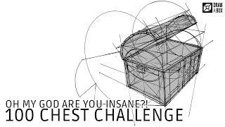 100 Treasure Chest Challenge