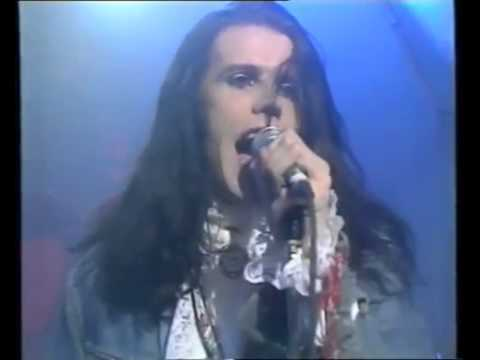 THE CULT  HOLLOW MAN  On Bliss TV 1986