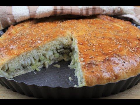Пирог с Рыбой и Картошкой * Рыбный Пирог на каждый день