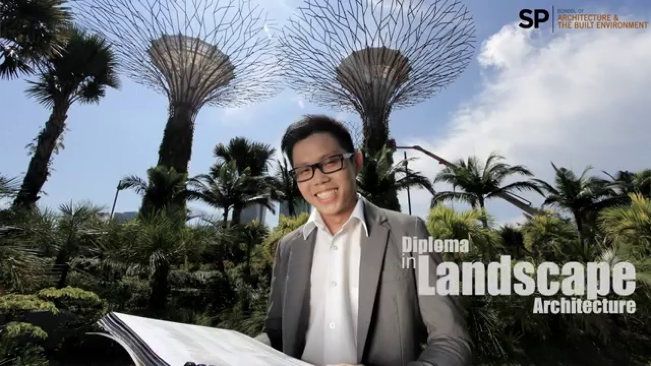 Diploma in Landscape Architecture - YouTube