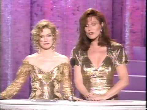 Donna Mills and Michele Lee present at