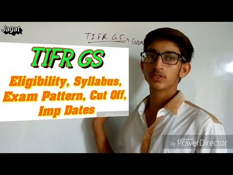 TIFR Exam complete information || Eligibility, Exam Pattern, Syllabus and A-Z information of Exam