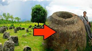 ¡RIESENKRÜGE von Laos Stellen Archäologen Vor Rätsel!