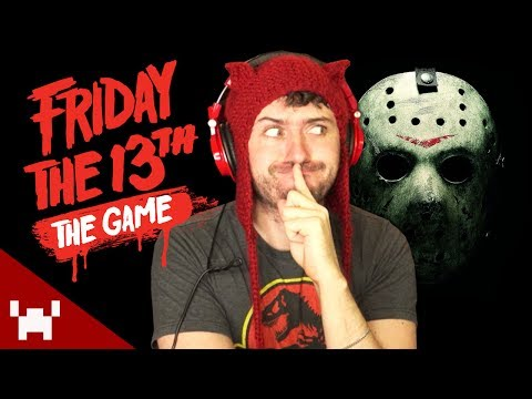STAY VERY VERY QUIET! (Friday the 13th: The Game w/ Ze, Chilled, GaLm, Tom, Dlive, & Entoan)