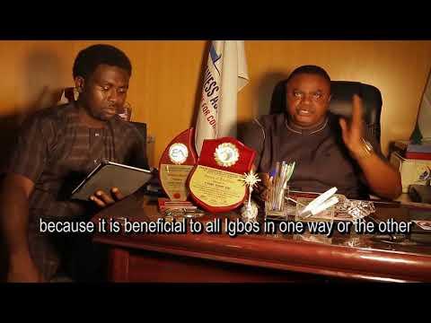 Why we shut down Trade fair complex Lagos(Tonybell)