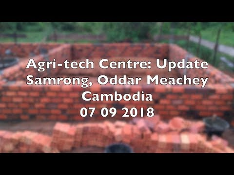 Green Shoots Foundation - Agri Tech Centre update