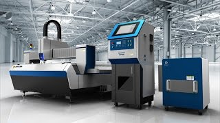 CNC Laser Cutting Machine IPG 500W 700W 1000W | Fiber Laser Cutting Machine | ACCURL® Smart Laser
