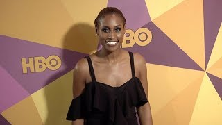 Issa Rae, Laura Marano, Arielle Kebbel at HBO Official Golden Globe Awards After Party 2018