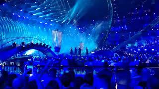 Eurovision 2018 Denmark Rasmussen   Higher Ground 2 semi final Live