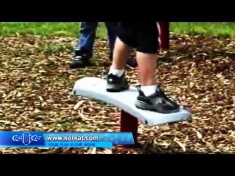 Playmotion! Moving Playground Equipment