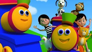 Bob der Zug   Rig ein Jig Jig   Kinderreime   Vorschul-Songs   Bob and Friends   Rhymes For Kids