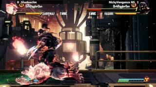 Killer Instinct @ Resistance 4 - Assorted Matches - Part 2 (FINAL) [720p/60fps]