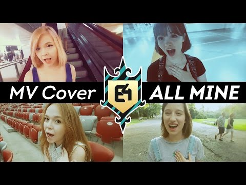 f(x) 에프엑스 - All Mine [MV cover by ERROR404]