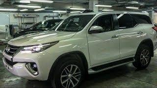 Новый Toyota Fortuner 2018 в Волгограде