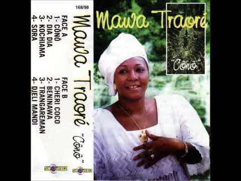 MAWA TRAORE (Cônô - 1998) A03- Kochiama