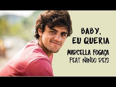 Marcella Fogaça feat Nando Reis Baby Eu Queria - O Tempo Não Para Legendado