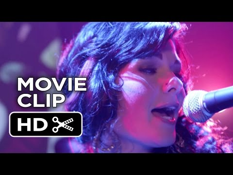 The Song Movie CLIP - Jed Meets Shelby (2014) - Ali Faulkner Music Drama HD