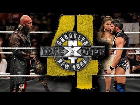 CO WYDARZYŁO SIĘ NA NXT TAKEOVER BROOKLYN 4?