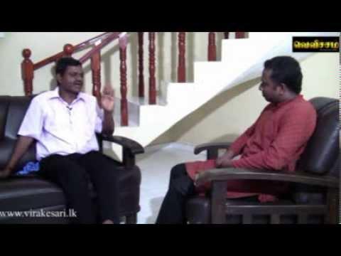 Interview with T. Thuwarakeswaran
