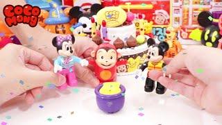코코몽 축하해! 깜짝 생일파티 소동! 미키미니마우스 친…