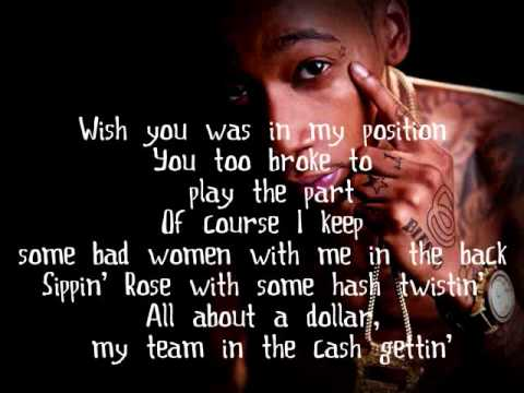 Wiz Khalifa - On my Level Lyrics [HD]