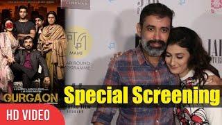 Shanker Raman at Special Screening of Movie Gurgaon | Viralbollywood