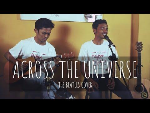 Across The Universe - The Beatles (Cover by Akim &Akil) @Panah Kopi Bekasi