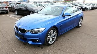 2014 BMW 428i xDrive Coupe (F32). Start Up, Engine, and In Depth Tour.