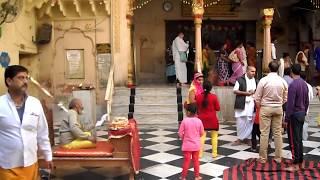 Parikrama of Shri Radha Damodar Temple Vrindavan
